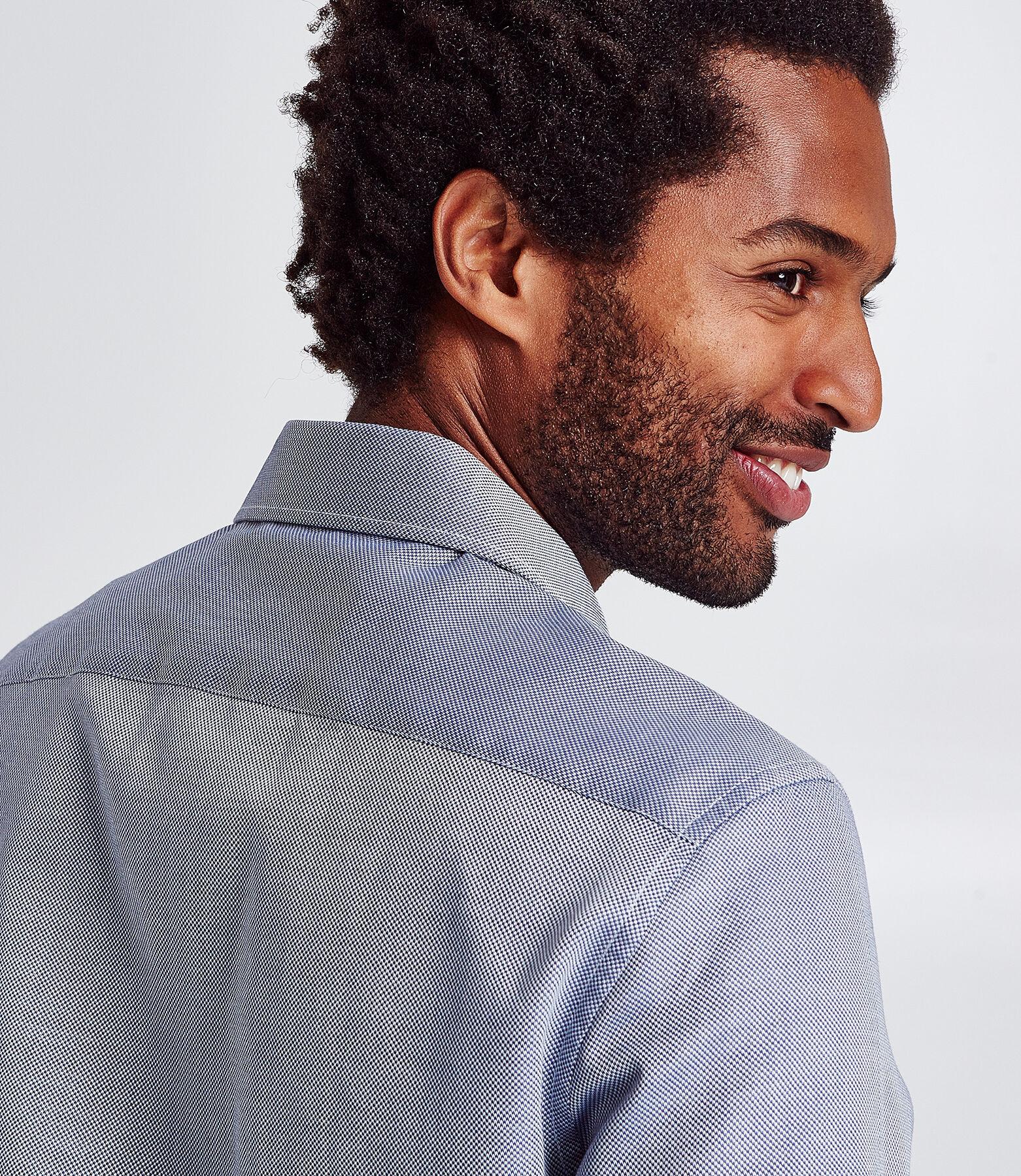 Chemise coupe Regular armurée