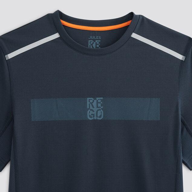 Tee-shirt de sport séchage rapide ultra léger
