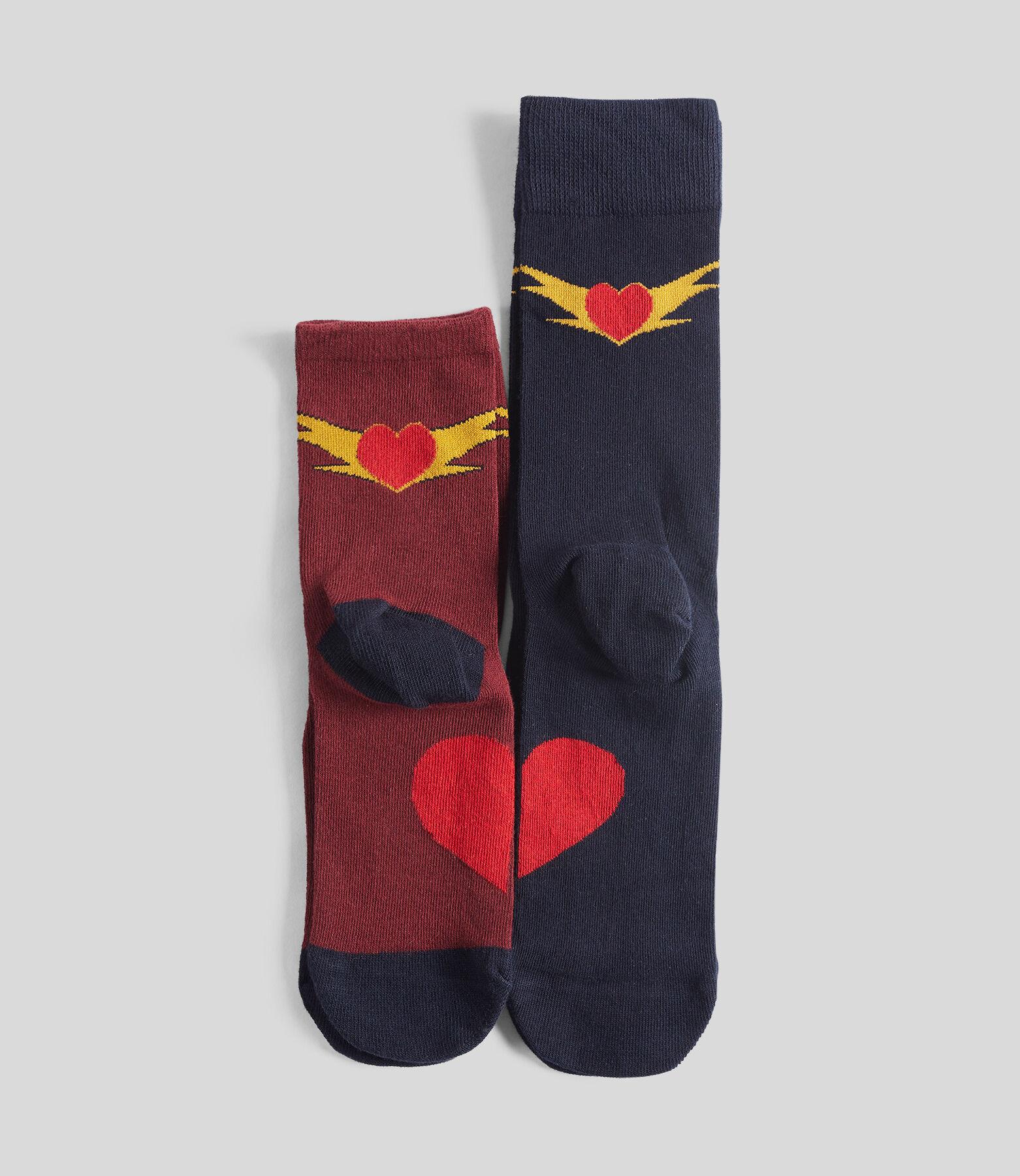 Chaussettes couple Saint Valentin