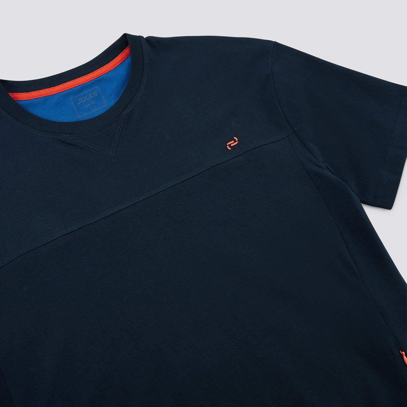 Tee-shirt coupe COOL FIT poches zippées