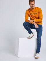 Slim jeans Urbanflex, double stone