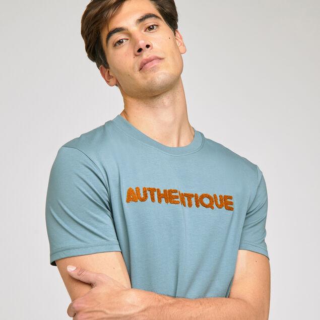 Tee-shirt mot bouclette