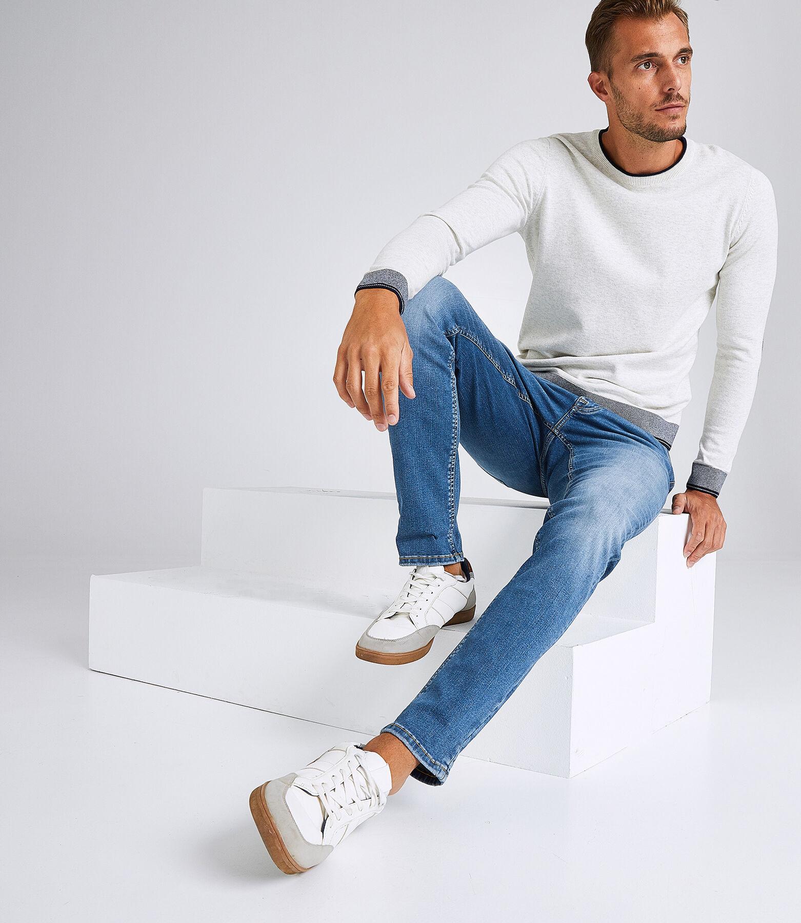 Slim jeans Urbanflex, stone