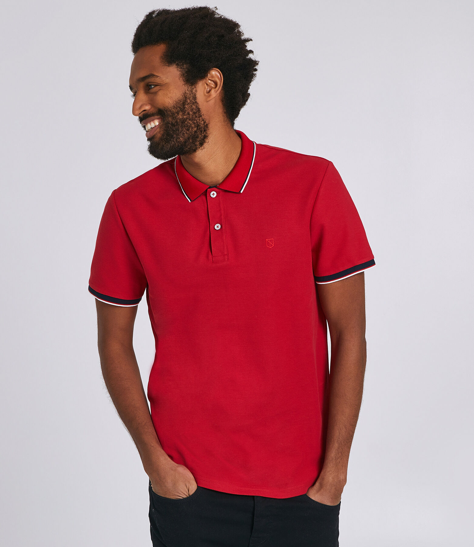 Polo Rouge