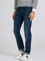 Ensemble chemise jean baskets
