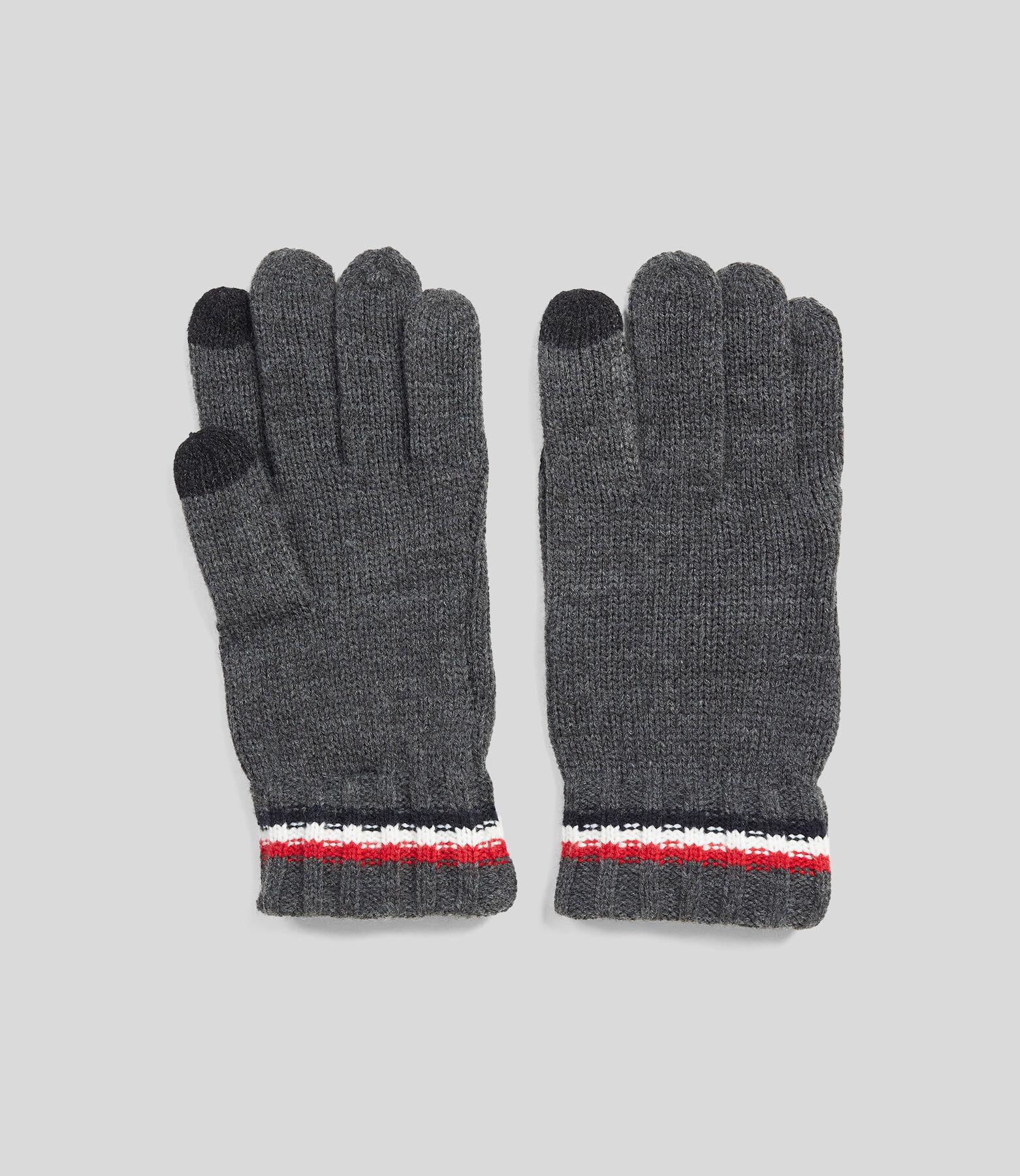 Handschoenen in tricot, geschikt voor touchcreen