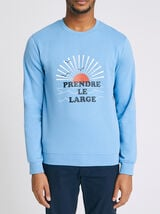 Sweat PRENDRE LE LARGE