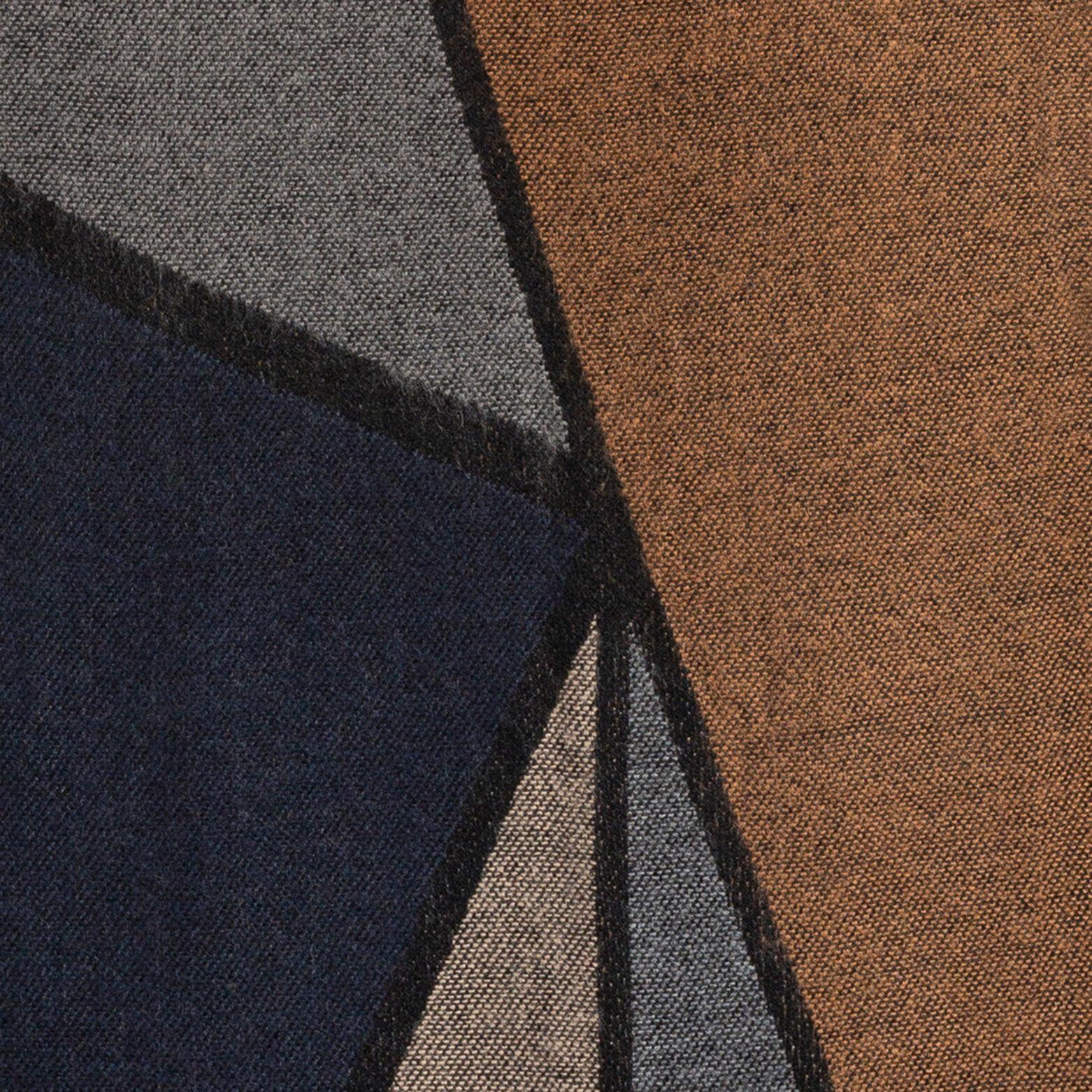 Écharpe colorblocks