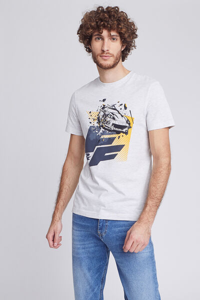 Tee shirt graphique FAST AND FURIOUS