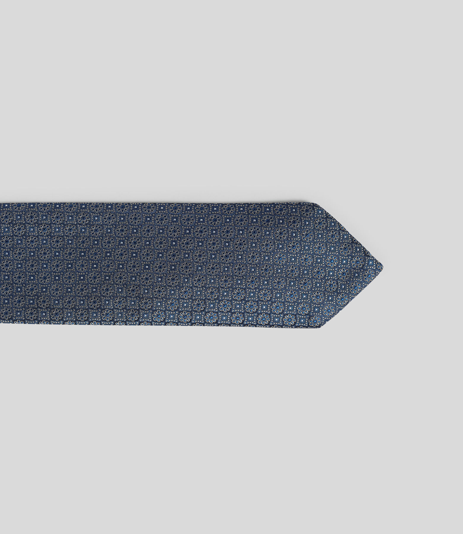 Cravate Bleu Marine