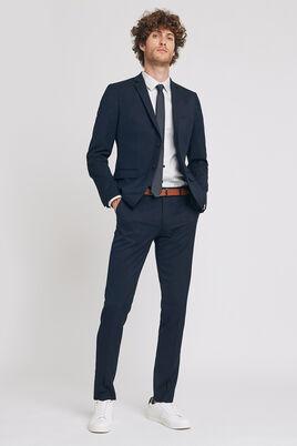 Slim kostuum instapprijs - blauw