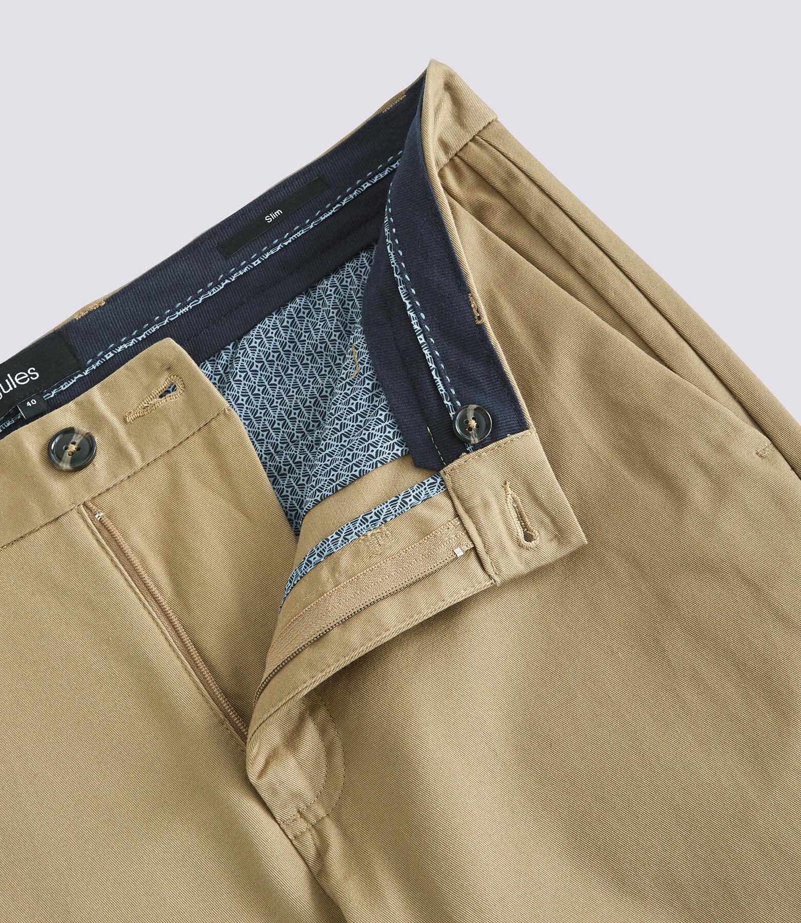 Pantalon Urbain Beige