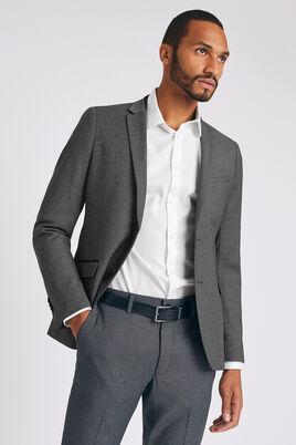 Veste de costume reliefée