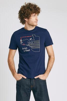 T-shirt Région BRETAGNE