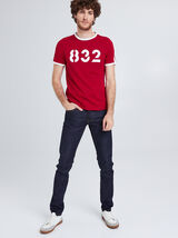 Tee shirt col rond Édition 832