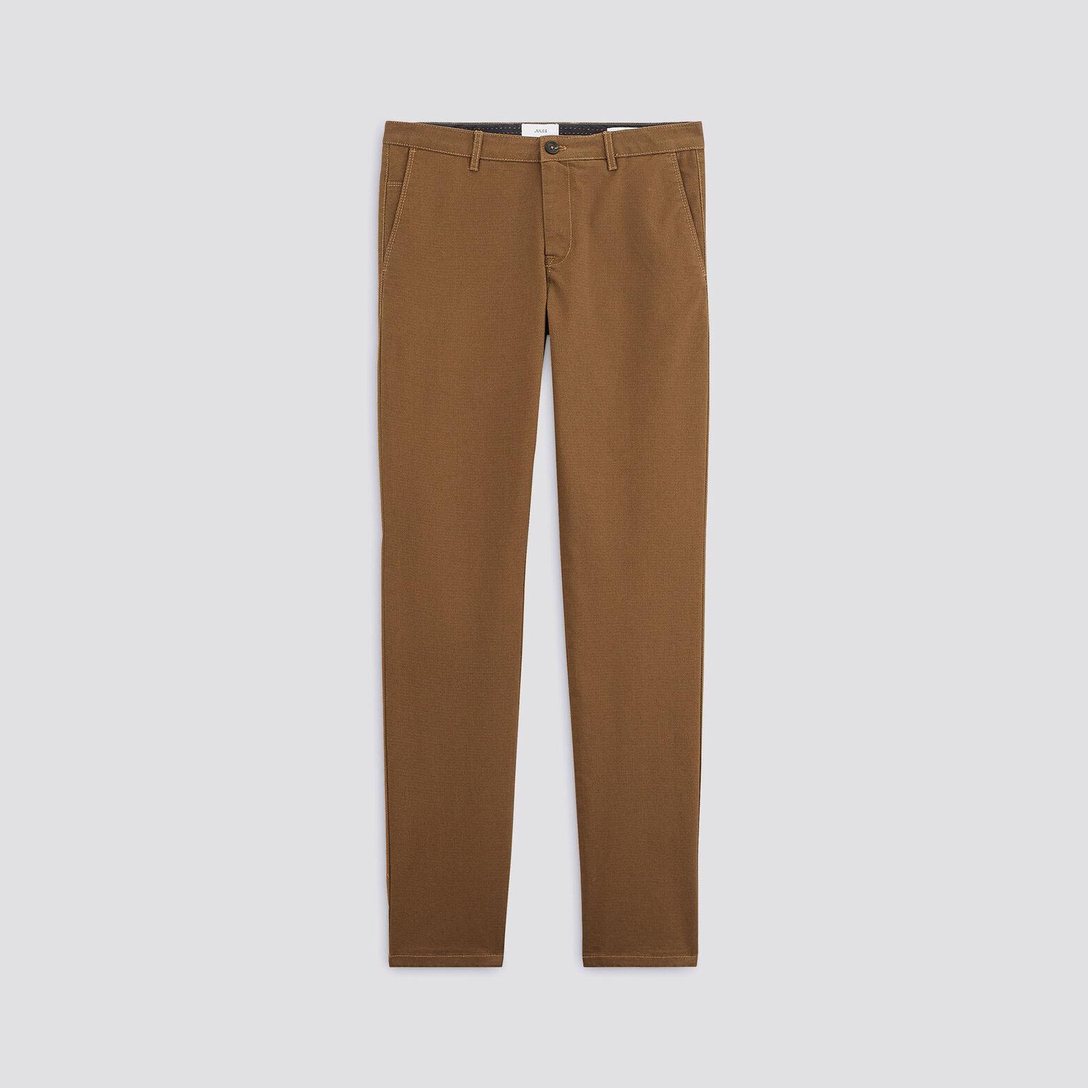 Pantalon chino imprimé