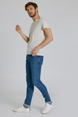 Slim jeans, 100% gerecycled