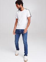 Jean skinny Max 4L bleu