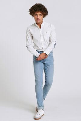 Slim jeans Tom, 4 lengtes, verwassen