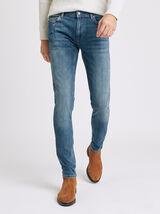Jean skinny #Max hyperstretch bleu lavé