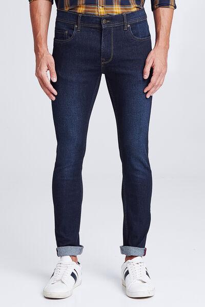 Jean skinny - bleu foncé