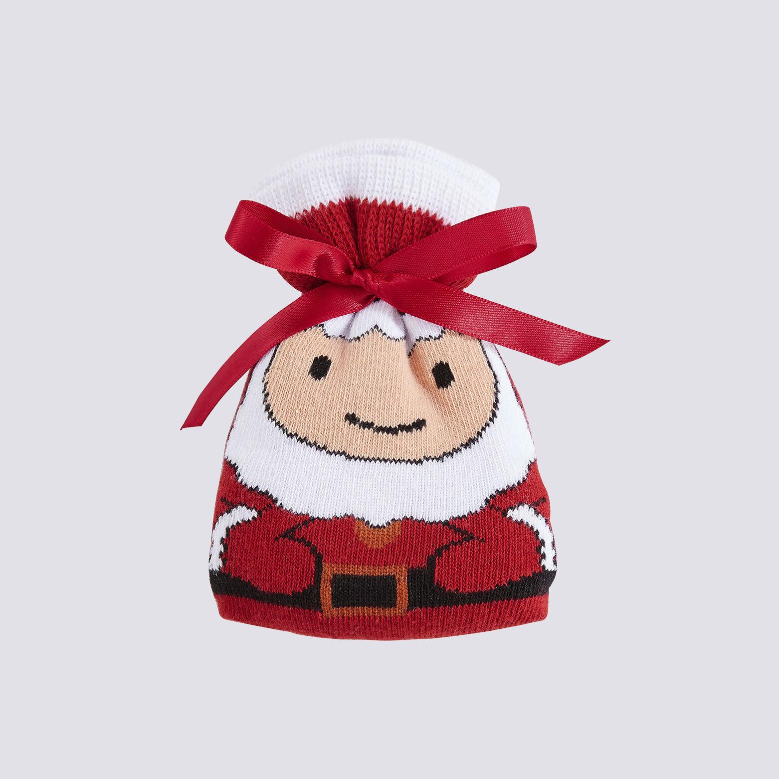 Chaussettes Santa enfant