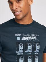 Tshirt col rond et manches courtes  BATMAN