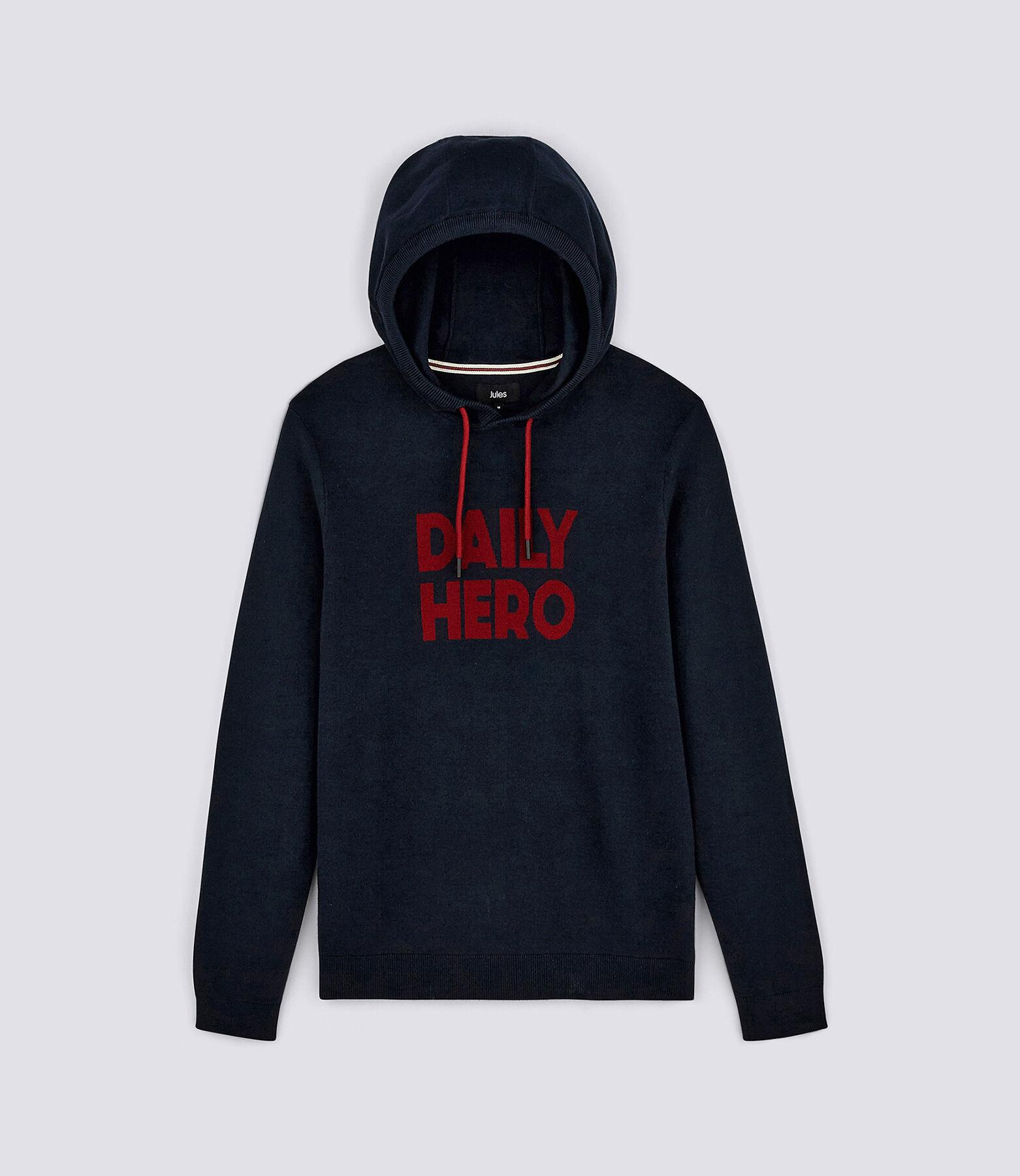 Pull à capuche DAILY HERO