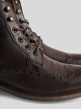 Boots montantes homme