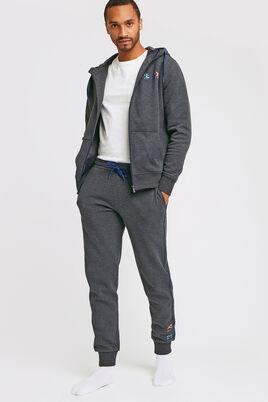 Pantalon de jogging en molleton gratté RELAX