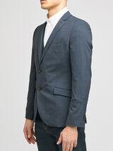 Veste de costume Prince de Galles slim