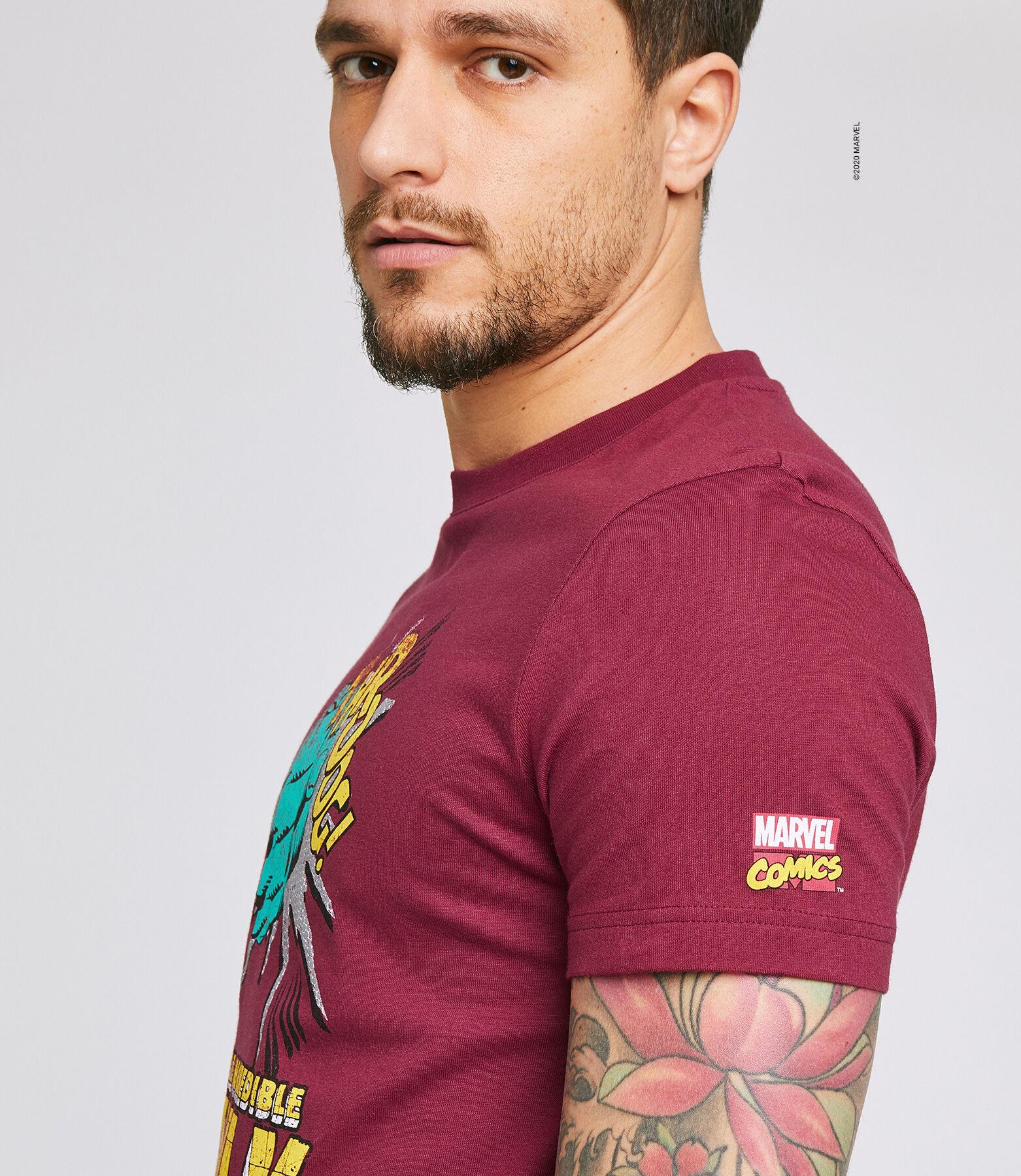 T-Shirt Bordeau