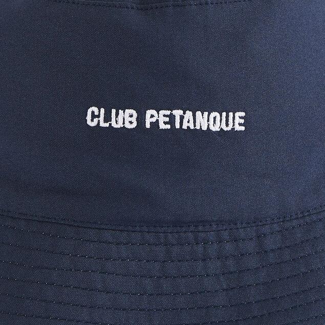Bob brodé Club pétanque