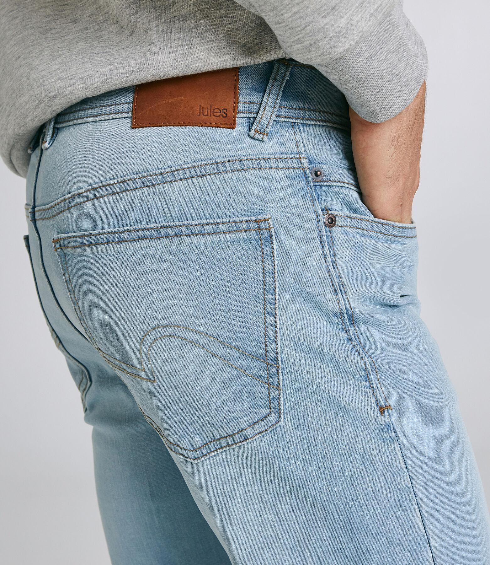Jean Straight 4 longueurs clair