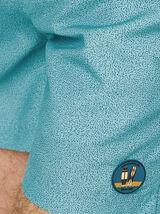 Maillot de bain avec badge cousu