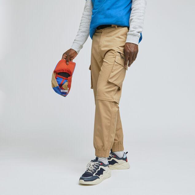 Pantalon chino transformable