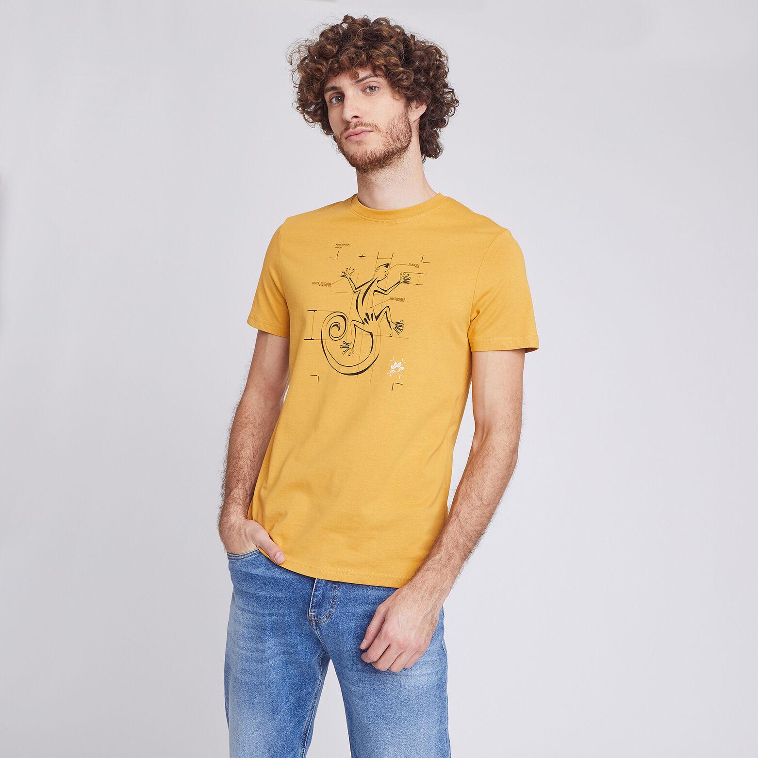 Tee shirt région LA RÉUNION