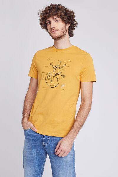 T-shirt met knipoog naar LA RÉUNION