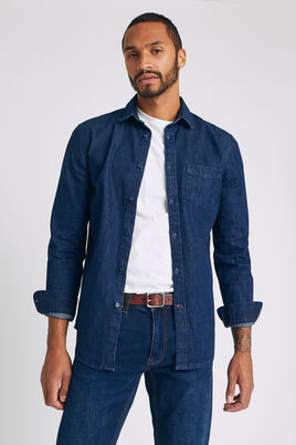 Chemise denim regular