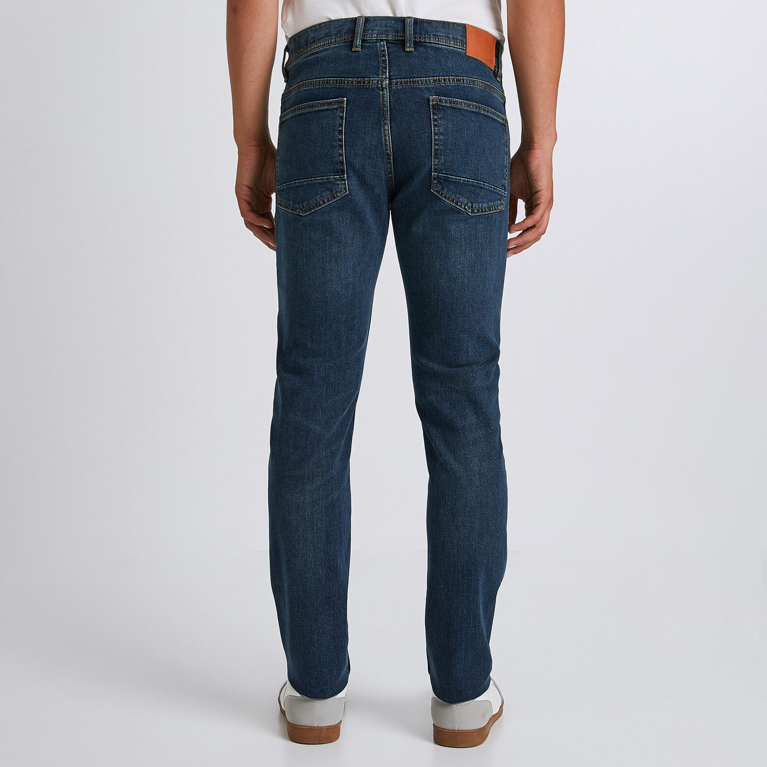 Jean Straight Dirty
