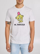 Tee-shirt licence Mr FARCEUR