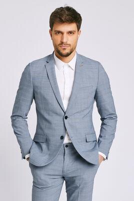 Veste de costume slim Prince de Galles