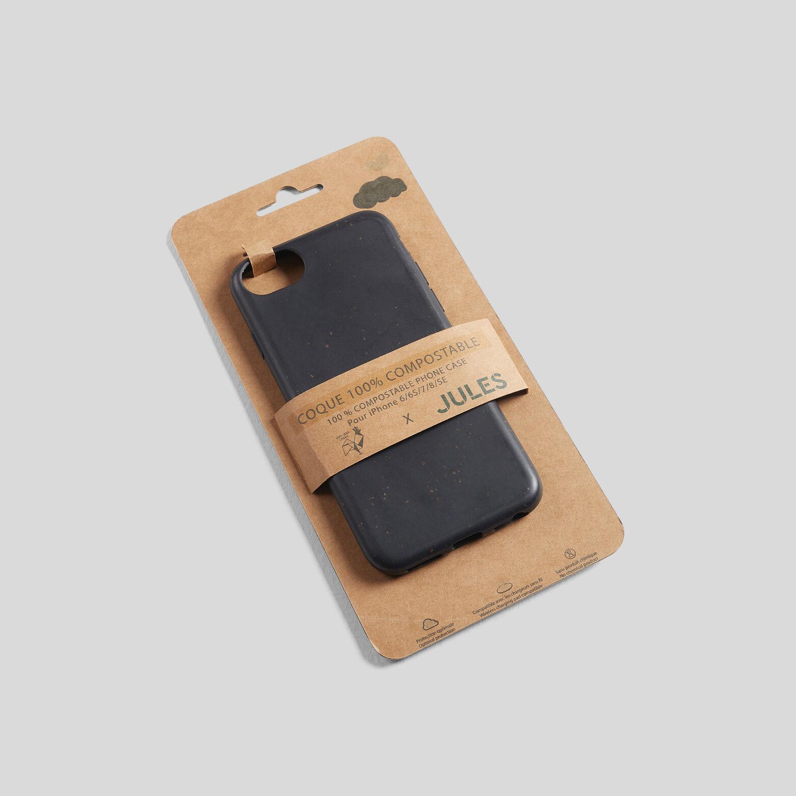 Coque de téléphone biodégradable