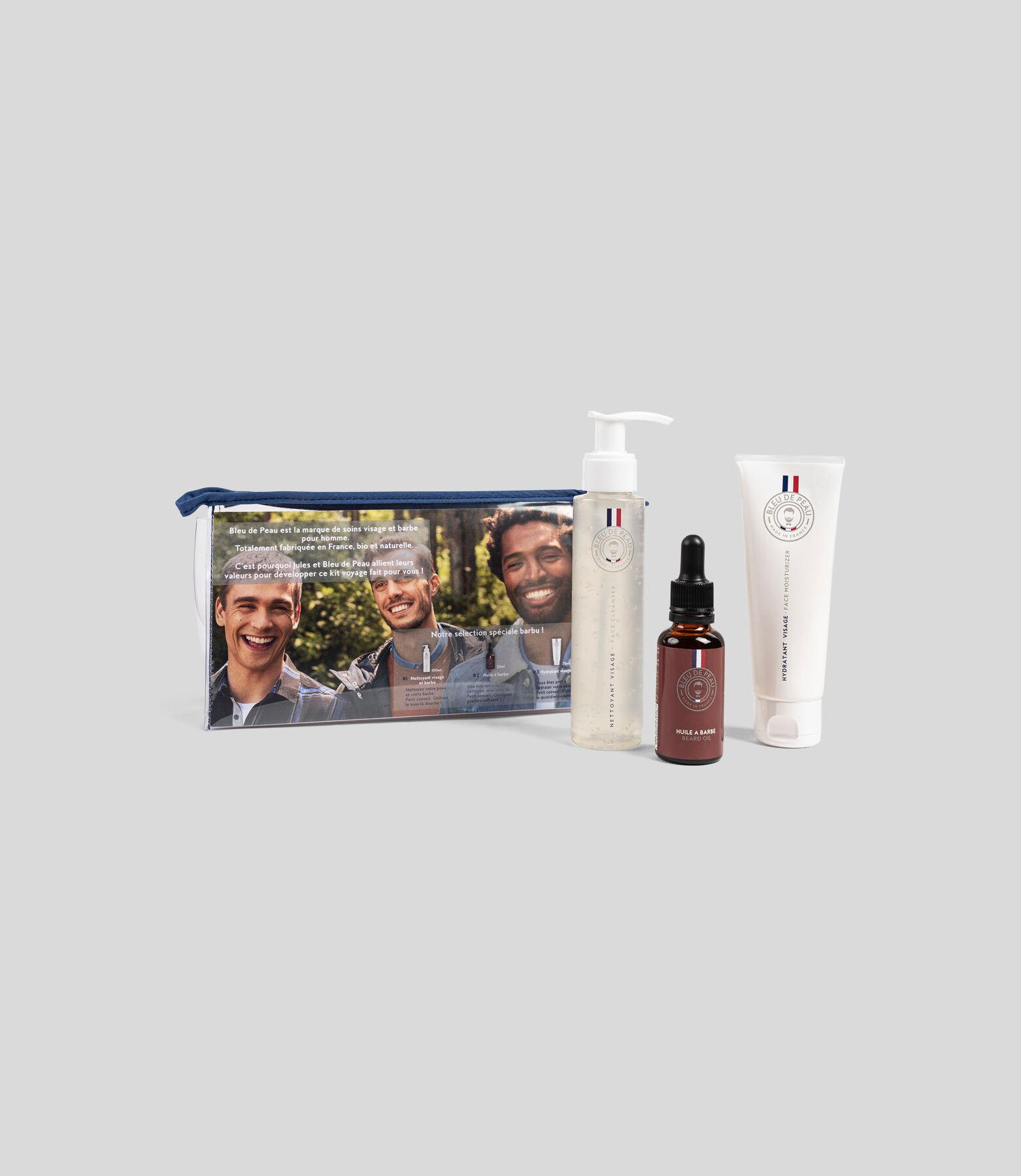 Reiskit voor baardverzorging Bleu de Peau