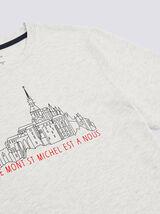 T-shirt MONT ST MICHEL