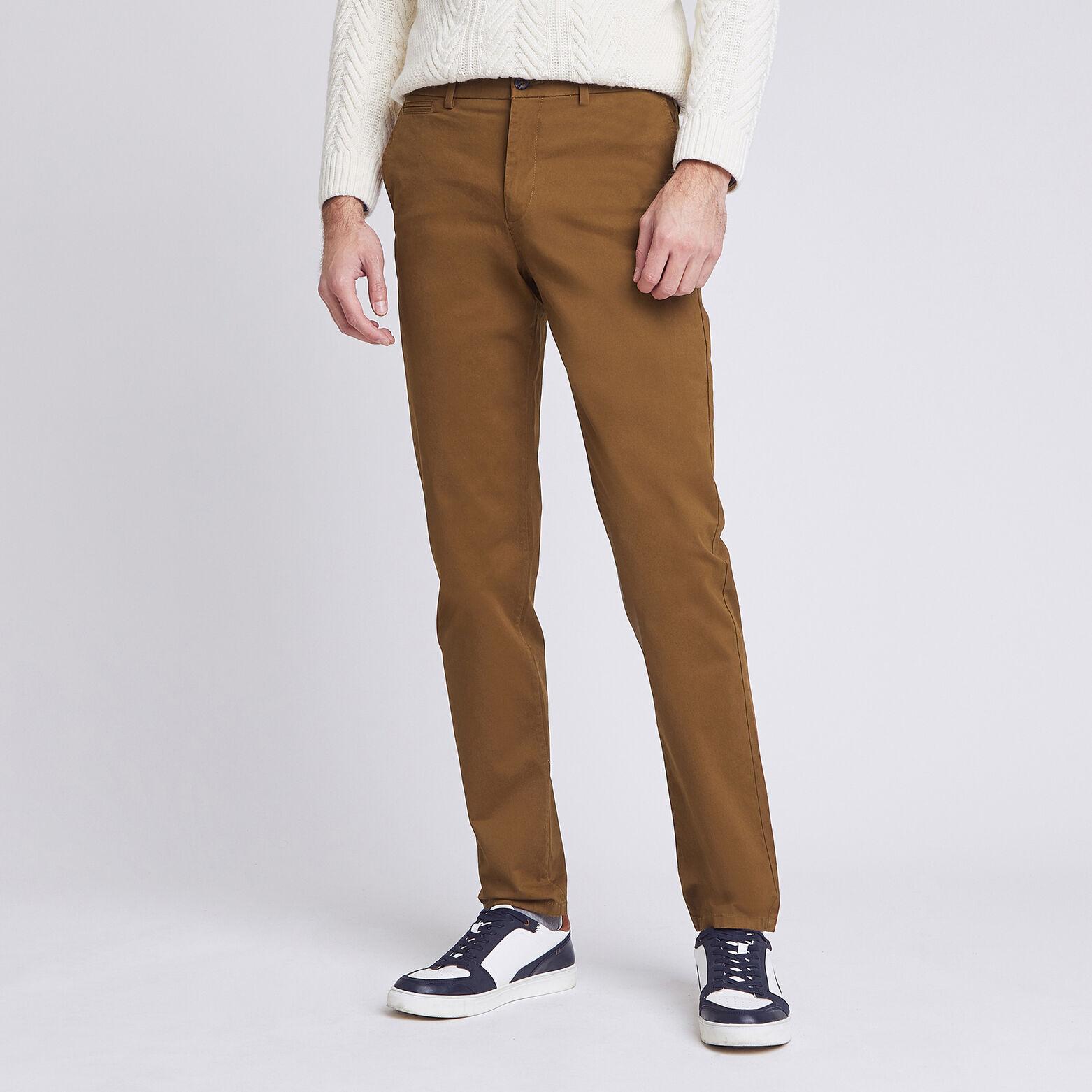 Pantalon chino regular