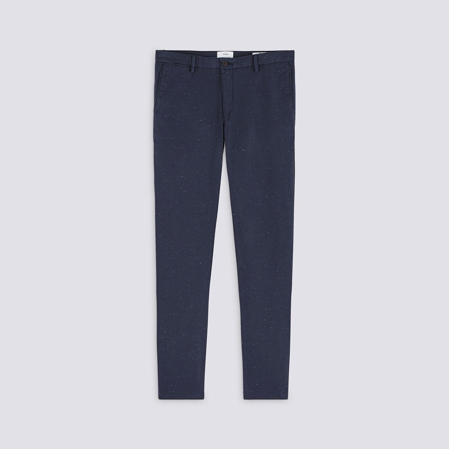 Pantalon chino fantaisie