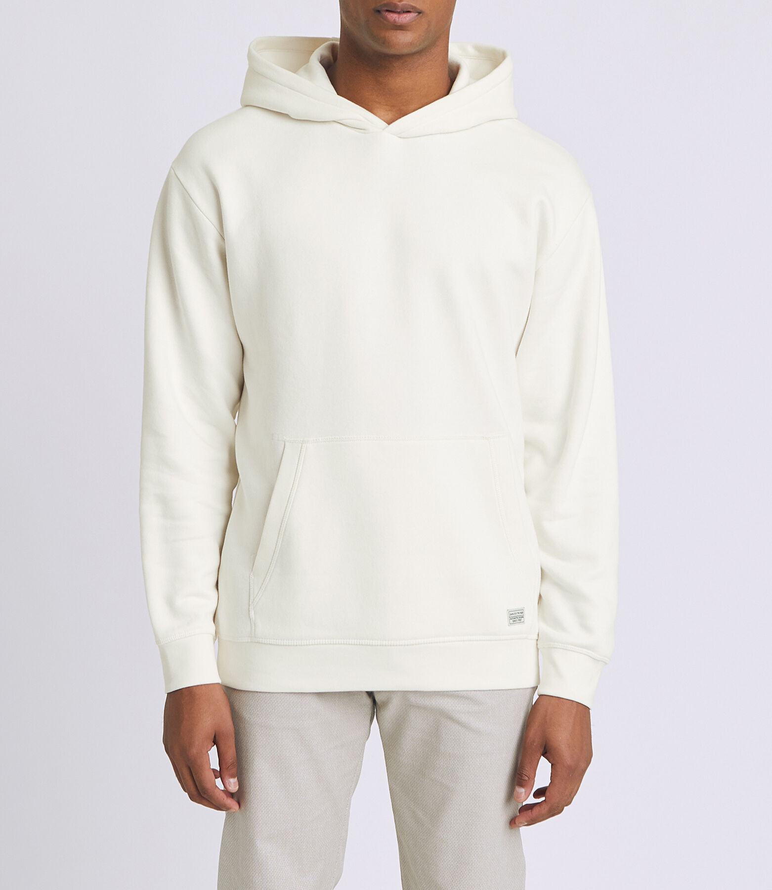 SWEAT CAPUCHE TOUT DOUX - POLYESTER RECYCLE