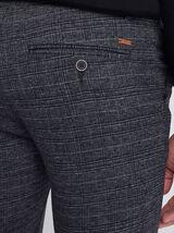 Chino slim ceinture elastiquée au dos