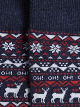 Paire de chaussettes de Noël